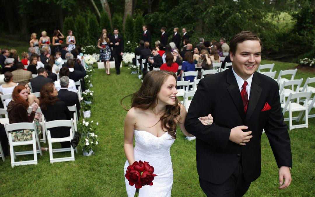 Nicole & John's wedding