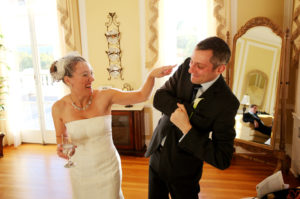 getting ready wedding #realpeoplerealmoments Photo by Jud McCrehin Photography
