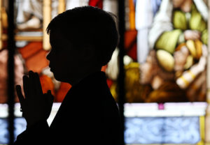 First Communion portrait #realpeoplerealmoments Photo by Jud McCrehin Photography