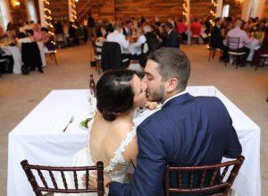 Outdoor wedding at Walden Hall, Reva, Virginia